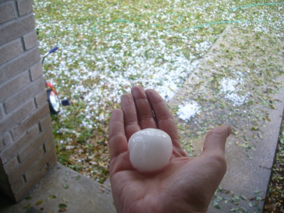Plano Homes First Time Home Buyer's Guide : Hail Damage