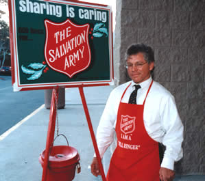 Plano Homes : How you can help the salvation army